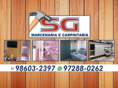 SG Marcenaria e Carpintaria