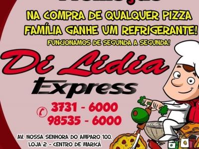 Pizzaria Di Lidia Express Maricá