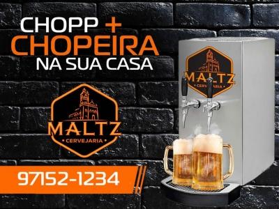 Vai ter festa? Que tal contratar o Chopp Maltz para o seu evento?