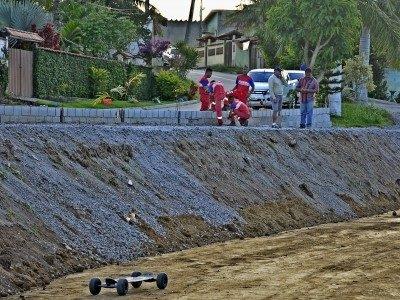 Especialistas elogiam projeto do Skate Park do Boqueirão