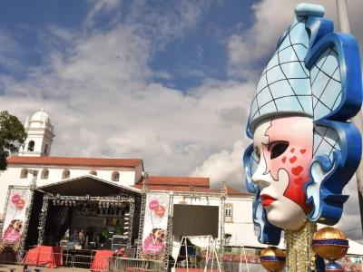 Carnaval de Veneza em Maricá