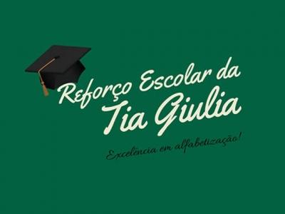 Tia Giulia - Reforço Escolar