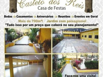 Castelo dos Reis - Casa de festas