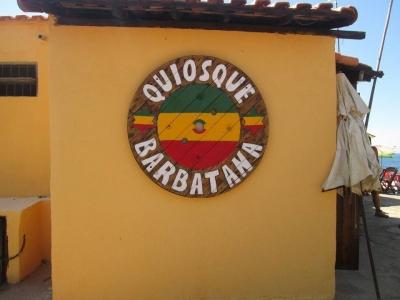Quiosque Barbatana