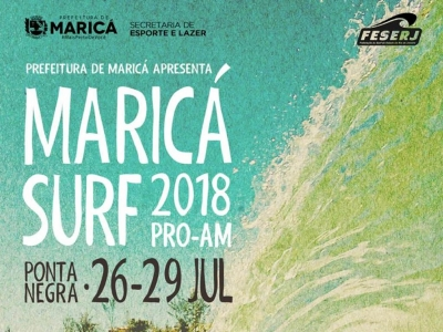 Ponta Negra recebe etapa do Circuito Estadual de Surf em julho.