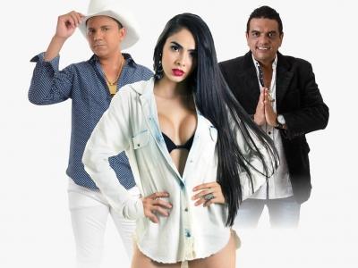 Bonde do Forró, Frank Aguiar e Lucy Alves fecham o Arraiá de Maricá