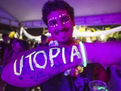 Festival da Utopia acontece entre os dias 19 e 22 de Julho em Maricá