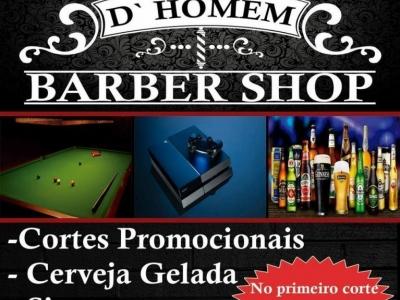 Barber Shop D'Homem