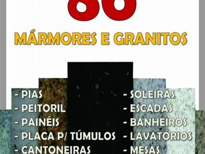 86 Mármores e Granitos