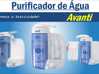 Purificadores Guarany Acqua