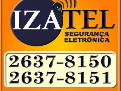 Izatel Segurança Eletrônica