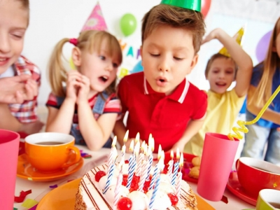 Faça uma festa infantil sem gastar muito
