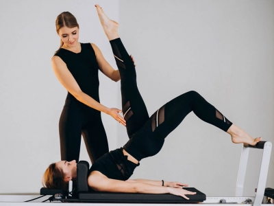 Os benefícios de praticar Pilates