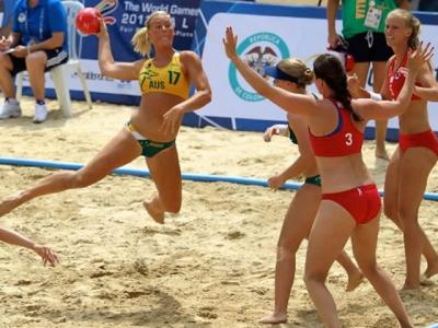 Maricá receberá Campeonato Sul Americano de Handebol de areia